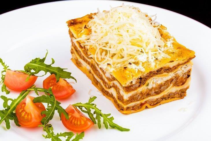 Lasagna-with-Arugula-how-to-harvest-Arugula