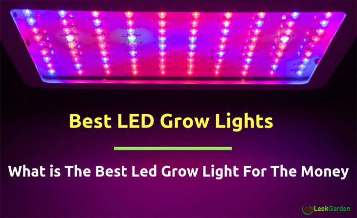 Top 10 Best Led Grow Lights 2019 Updated October