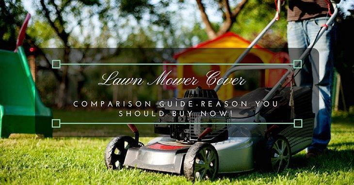 Lawn-Mower -Cover