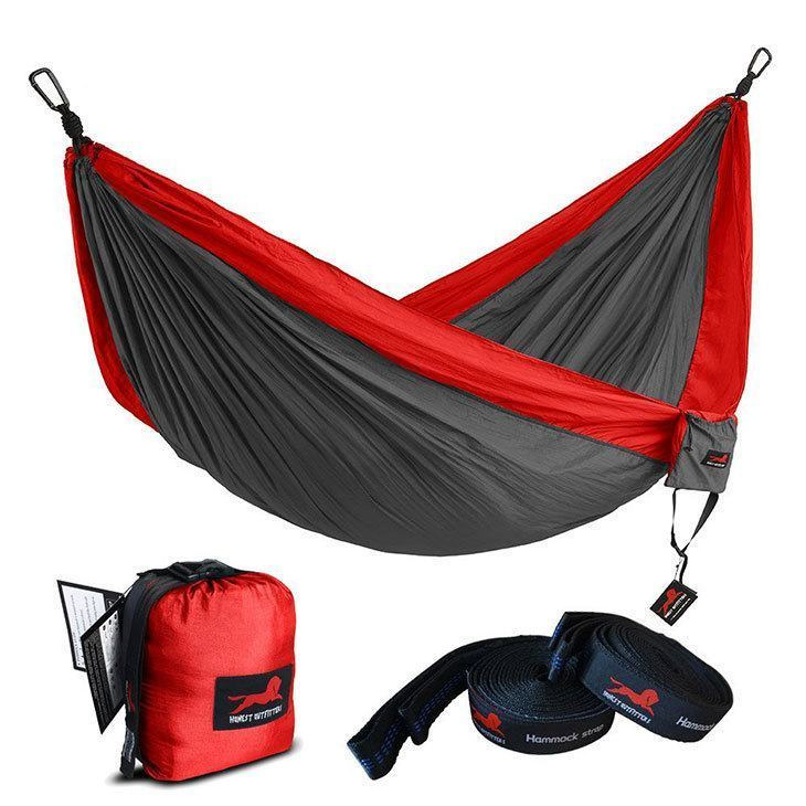Honest Outfitters Single and Double Hammocks