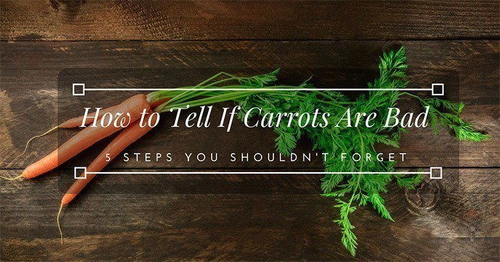 How to Tell If Carrots Are Bad