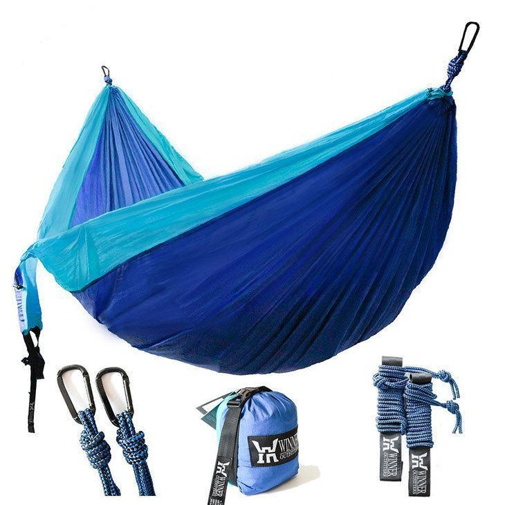 Winner Outfitters Double Camping Portable Hammock Reviews