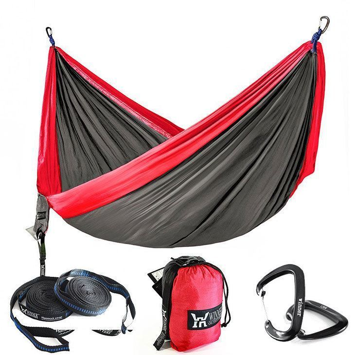 Winner Outfitters Single & Double Camping Hammock Portable Hammock Reviews