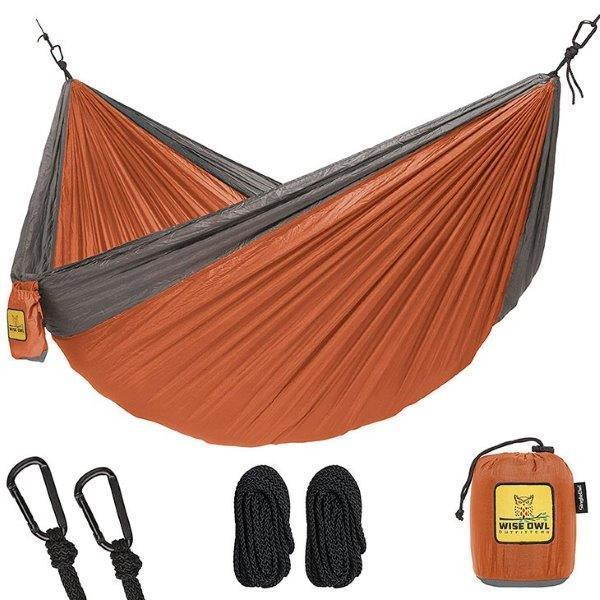 Wise Owl Outfitters Single and Double Hammocks