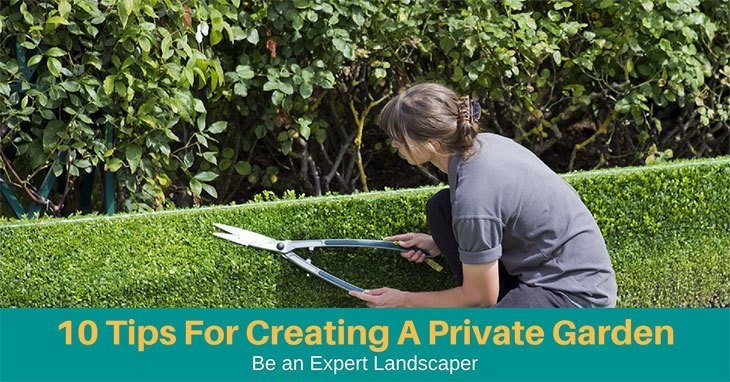 Creating-A-Private-Garden