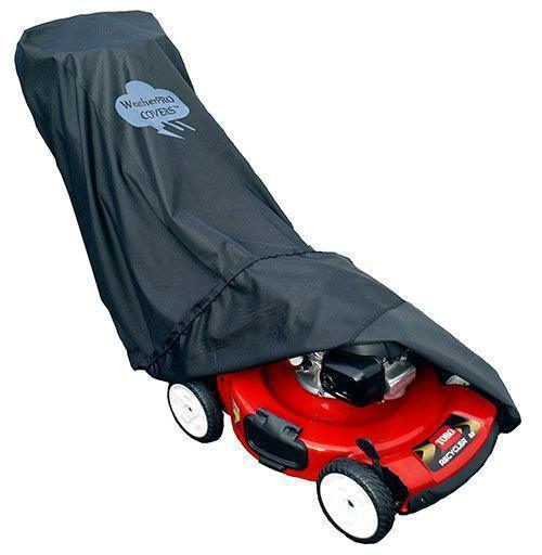 Lawn Mower Cover - Waterproof, Premium Heavy-Duty