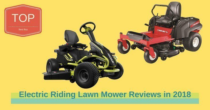 electric-riding-lawn-mower-reviews-2018
