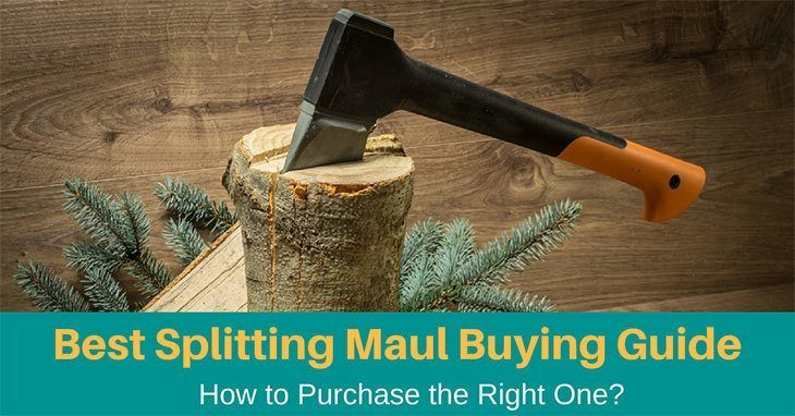 Best Splitting Maul 2019 (Product Comparisons to Help You