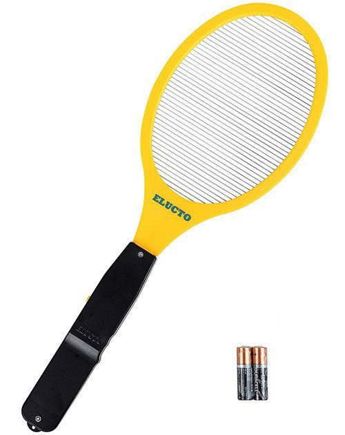 Electu Electric Bug Zapper Fly Swatter Zap Mosquito