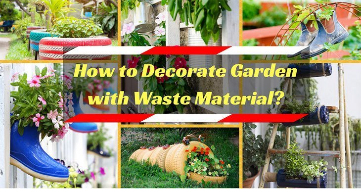 How-to-Decorate-Garden-with-Waste-Material