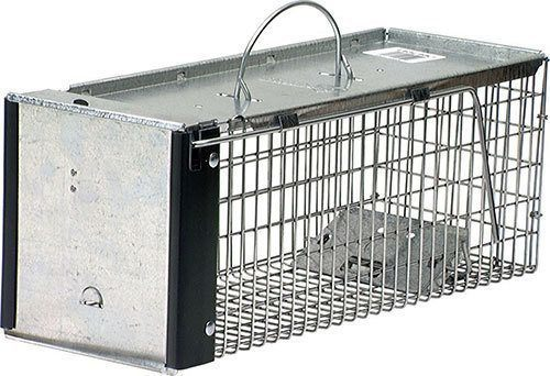 Woodstream 0745 16-Inch Live Animal Cage Trap