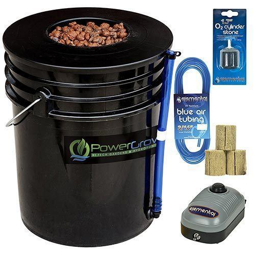 Deep-Water-Culture-(DWC)-Hydroponic-Bucket-Kit-5-Gallon,-6-inch-best-hydroponic-system