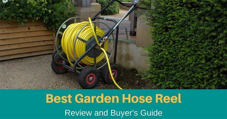 best garden hose reel november 2018 top 5 expert review picks - Best Garden Hose Reel