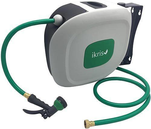 Ikris Retractable Garden Water Hose Reel
