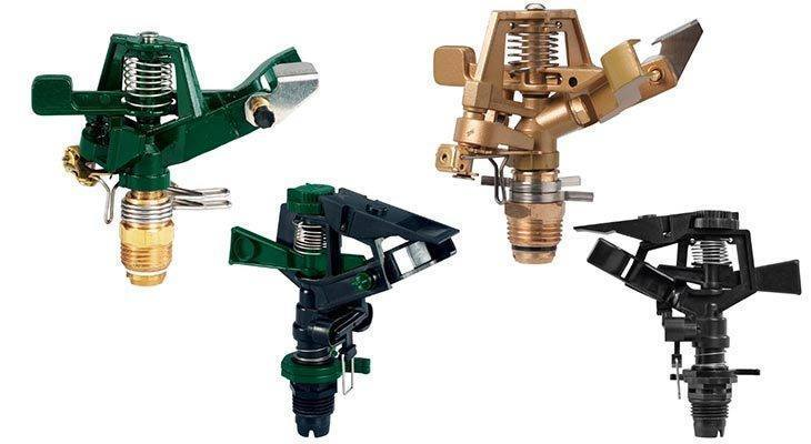 Best Sprinkler Heads 2019 Buying Guide (Updated)