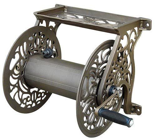 Liberty Garden Products 704 Decorative Garden Hose Reel