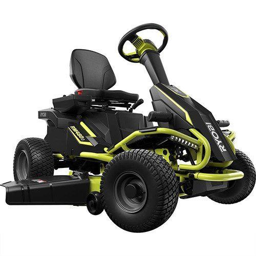 Ryobi R48110 Electric Riding Lawn Mower Review 2019 (Full Reviews)