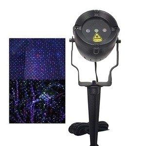LSIKA-Z RGB Waterproof Laser Christmas Lights