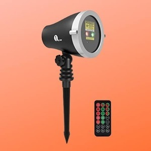 1byone-Christmas-Outdoor-Laser-Light-Projector