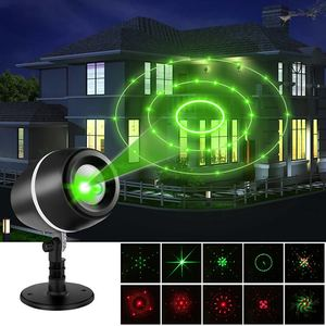 LESHP-Projector-Lights-Laser-Lights-Moving-Galaxy-(Red-and-Green)