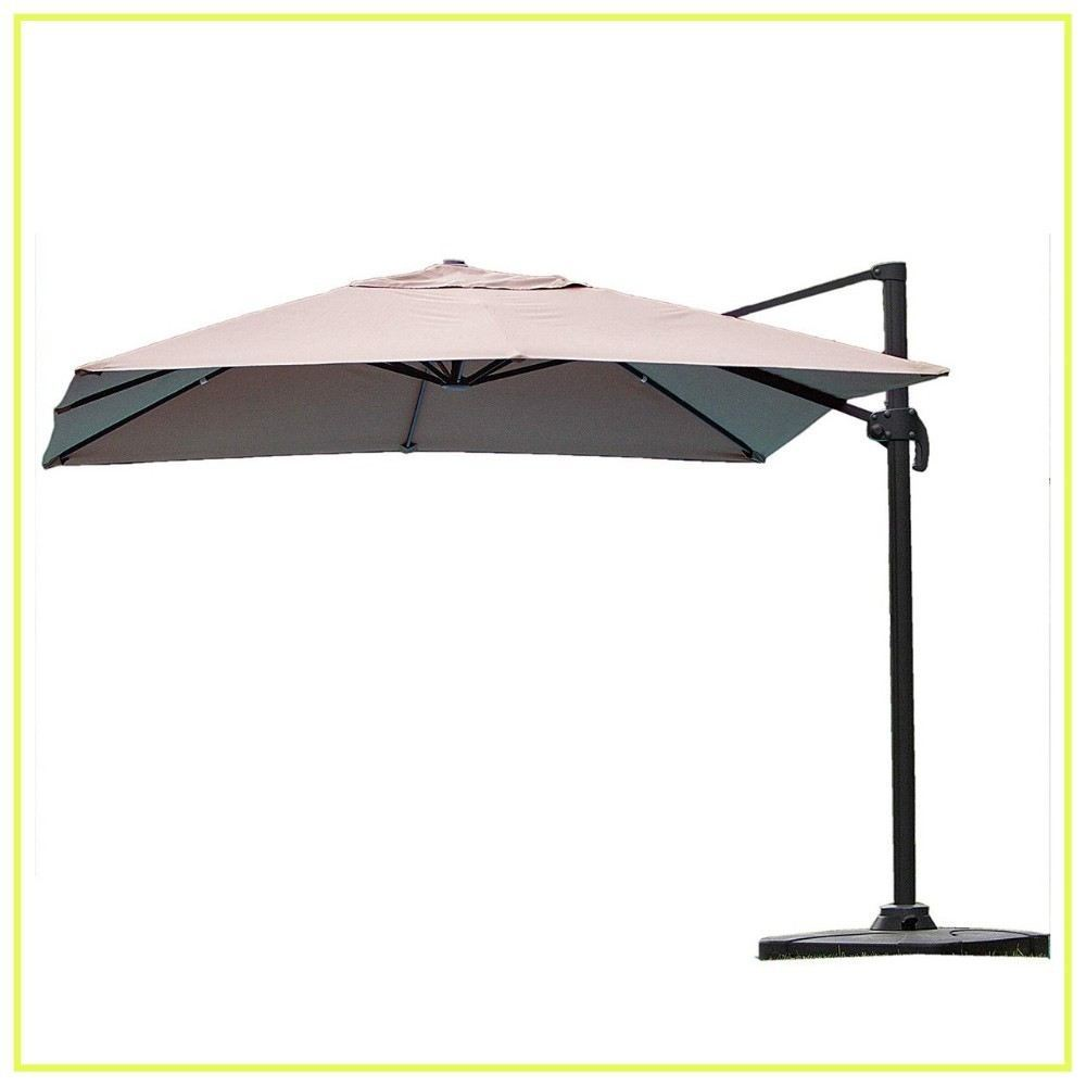 Christopher Knight Home Bayside Outdoor Deluxe Umbrella