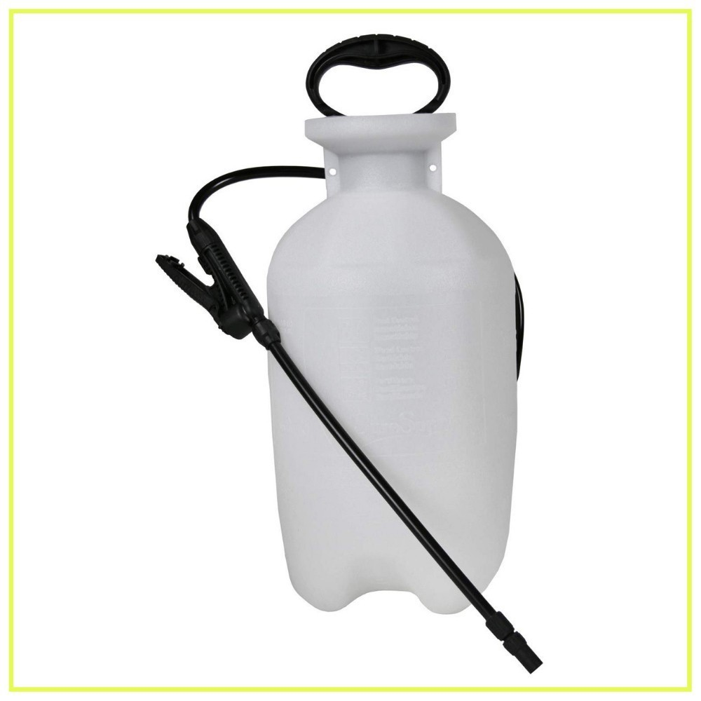 Chapin International 617407731200 Chapin 20002 2-Gallon Poly Lawn, Garden, and Multi-Purpose Or Home Pro, 2 gal, Translucent White