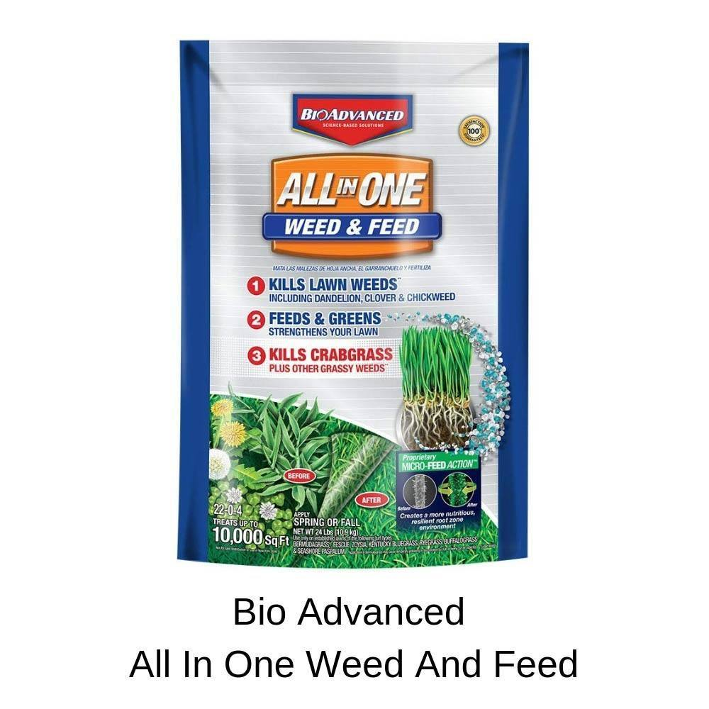 Bio Advanced All In One Weed And Feed