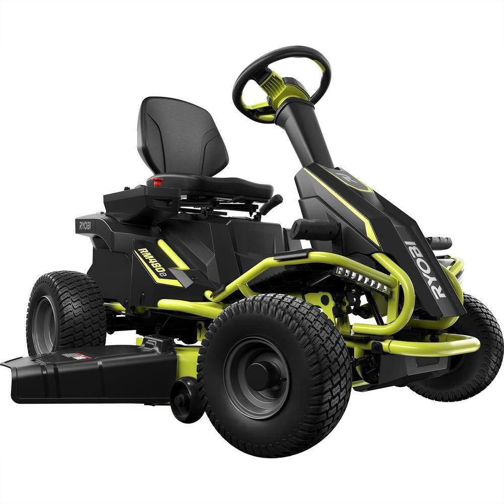 Ryobi 3 Electric Riding Lawn Mower RY48111