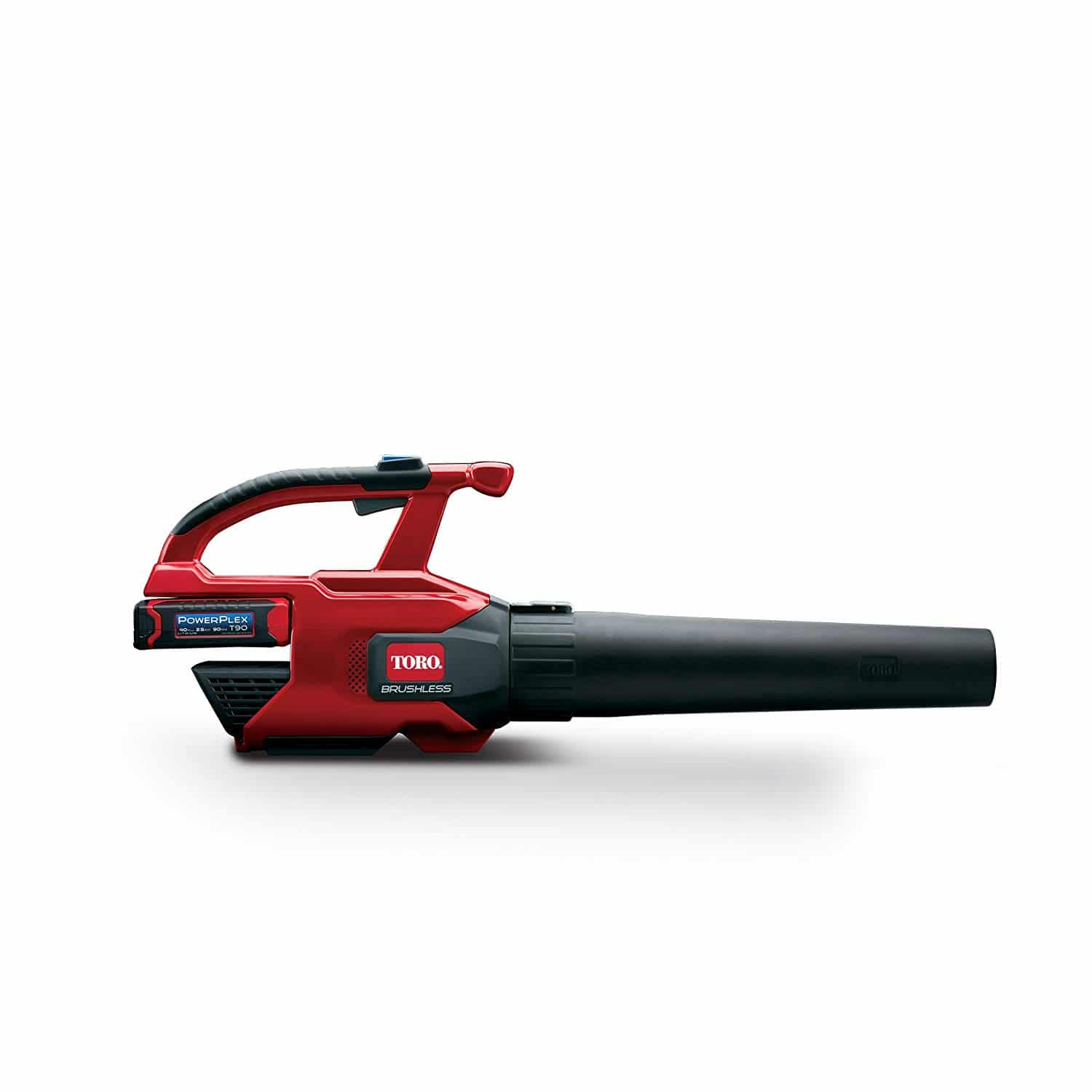 Toro PowerPlex 51690 Brushless 40V MAX 480 CFM 150 MPH Cordless Blowe