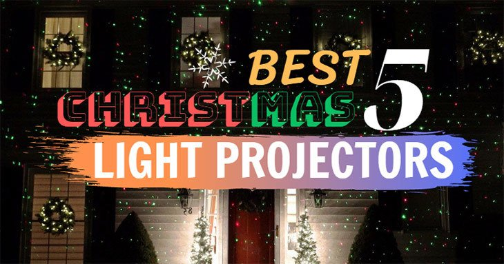 5 Best Christmas Light Projectors for this Christmas 2020