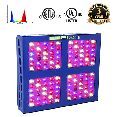 MEIZHI LED Grow Light 600W