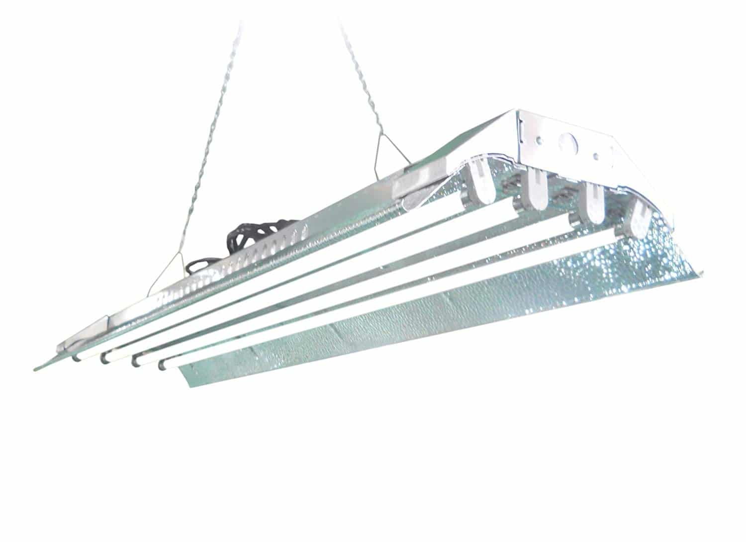 T5 Grow Light (4ft 4lamps) DL844s Ho Fluorescent Hydroponic Fixture