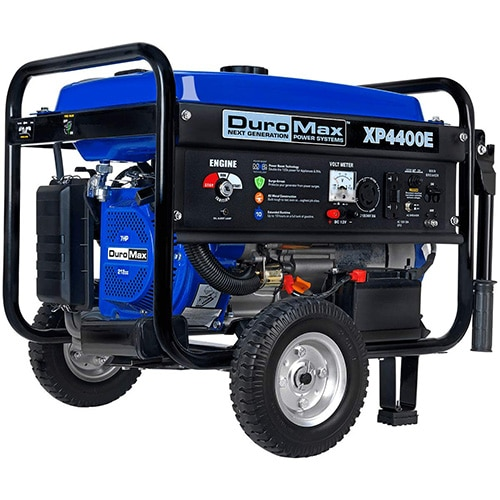 Duromax XP4400E Gas Powered